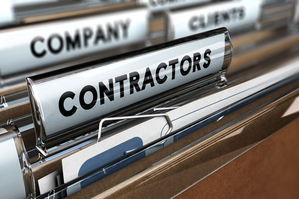 file folders for independent contractors